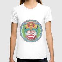 bali T-shirts featuring Bali Monstah 2 by malobi