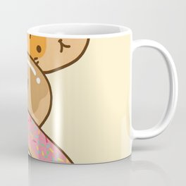 Donuts Cats Coffee Mug