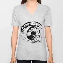 Creatures in my head Unisex V-Neck