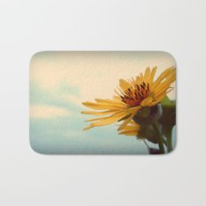 Facing the Sky Bath Mat