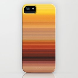 Autumn in the Canyon iPhone Case