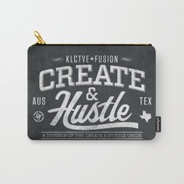 KLCTVEfusion Create and Hustle Carry-All Pouch
