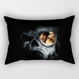 World war Z pieta colors fashion Jacob's Paris Rectangular Pillow