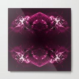Pink Destiny Metal Print
