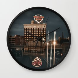 Western Auto Kansas City Wall Clock