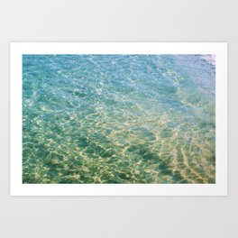 Crystal Waters Art Print