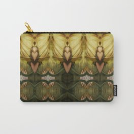 """""""Catch (Pattern)"""" Carry-All Pouch"""