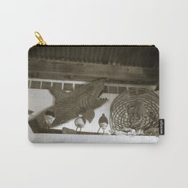 Metal Objects Carry-All Pouch