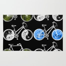 Cycling for Equality Rug