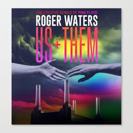 Roger Water Canvas Print