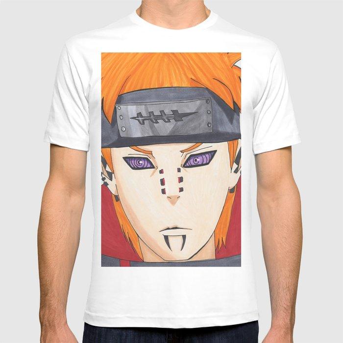 Vêtements Garçons (2-16 Ans) Analytical T-shirt Enfant Itachi Uchiha Akatsuki Manga Naruto Sharingan Vêtements, Accessoires