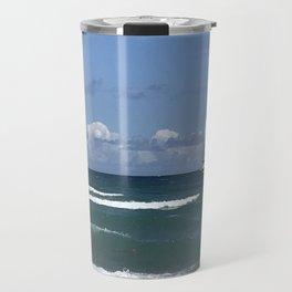 Boca Raton, Florida Travel Mug