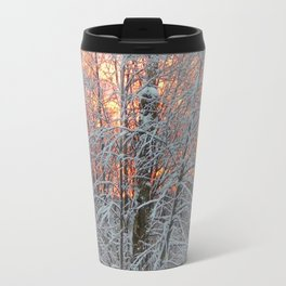 Winter Morning Travel Mug