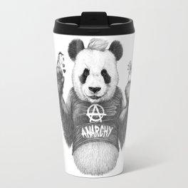Punk Panda Travel Mug