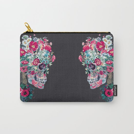 SKULL XIII Carry-All Pouch