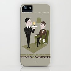 Jeeves & Wooster Slim Case iPhone (5, 5s)