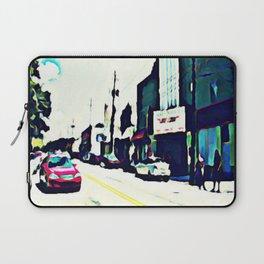 Street Scene No. 1 Laptop Sleeve