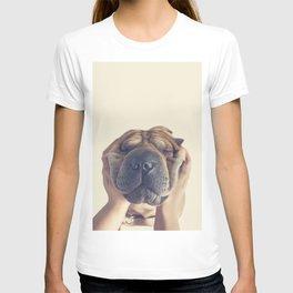 Beautiful Shar pei  T-shirt