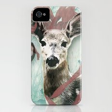 majestic fawn iPhone (4, 4s) Slim Case