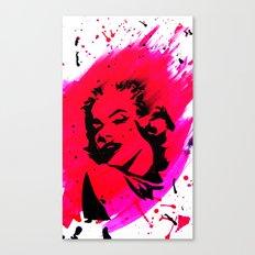 Marilyn Monroe. Canvas Print
