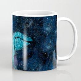 whale in space Coffee Mug
