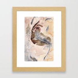 Argumentum  ornithologicum Framed Art Print