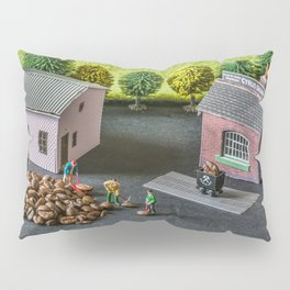 The Little Millers Coffee Corporation Pillow Sham