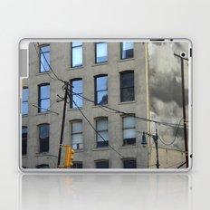 nyc clouds Laptop & iPad Skin