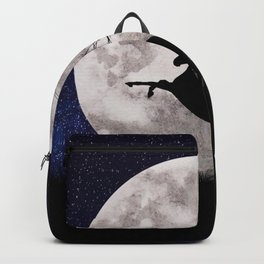 unicorn in the moonlight Backpack