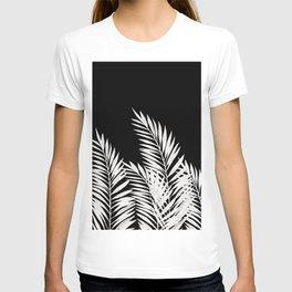 Palm Leaves White T-shirt