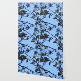 Donna's Orchid Tree 2 Wallpaper