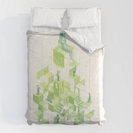 La domesticación Comforters