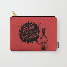 Leonidas Carry-All Pouch