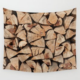 Stock for winter Wall Tapestry