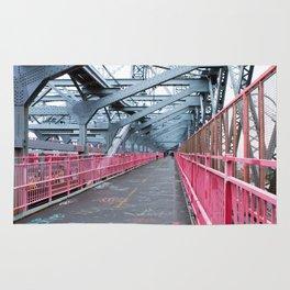 Across the Williamsburg Bridge Rug