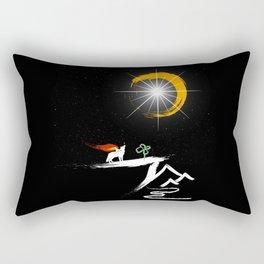 Amaterasu Says Good Morning Rectangular Pillow