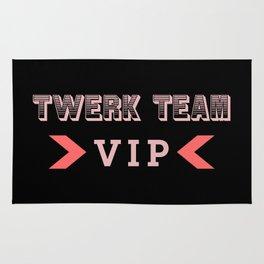 Twerk Team VIP Rug