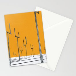 origin of symmetry Stationery Cards