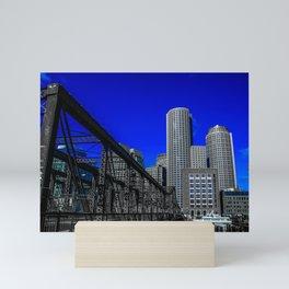 Downtown Mini Art Print