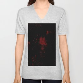 Blood Unisex V-Neck