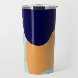 Melted Travel Mug