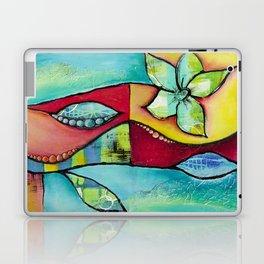 CHEERFUL GARDEN Laptop & iPad Skin