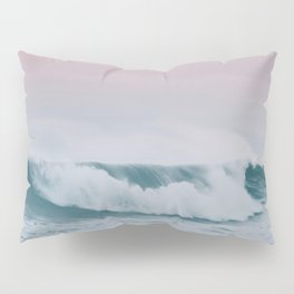 Pale ocean Pillow Sham