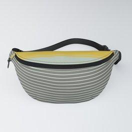 Stripe Pattern III Fanny Pack