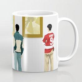 Ferris Bueller at the Art Museum Coffee Mug
