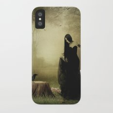 Maiden of the forest iPhone X Slim Case