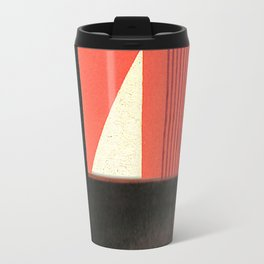 Solitaire du Figaro (red) Travel Mug