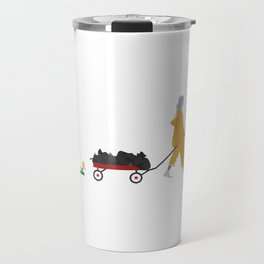 Billie Eilish Bellyache Travel Mug