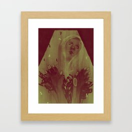 Sleeper Framed Art Print