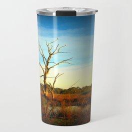 Cockatoo Tree Travel Mug